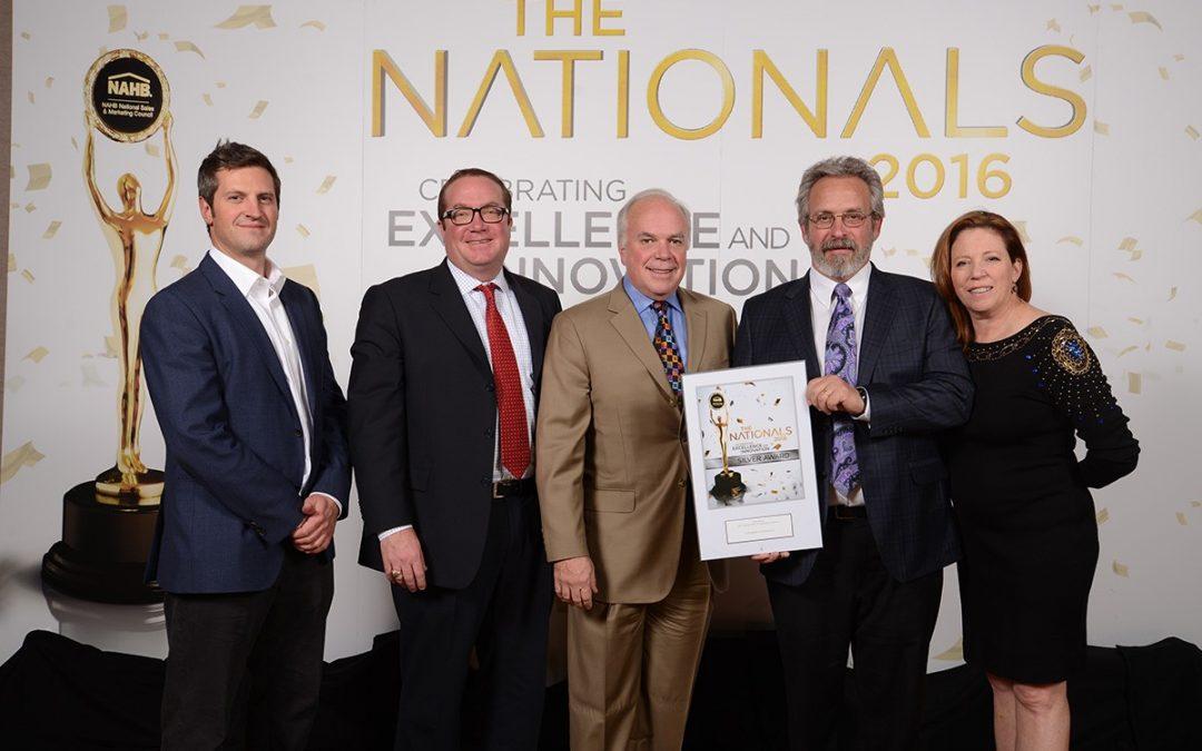 RRCEA LLC, Consilium Design Win Landscape Silver Award at The Nationals