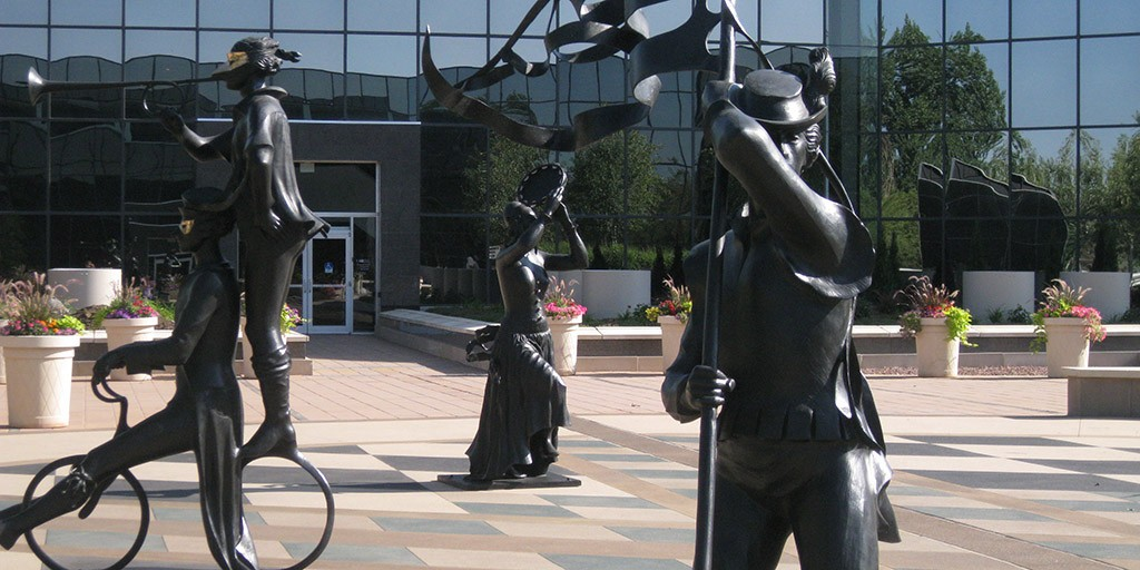 Harlequin Plaza