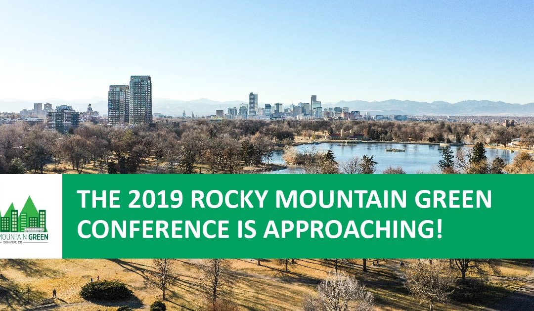 Join us at the 2019 Rocky Mountain Green Conference for a discussion on Resilient Community Development