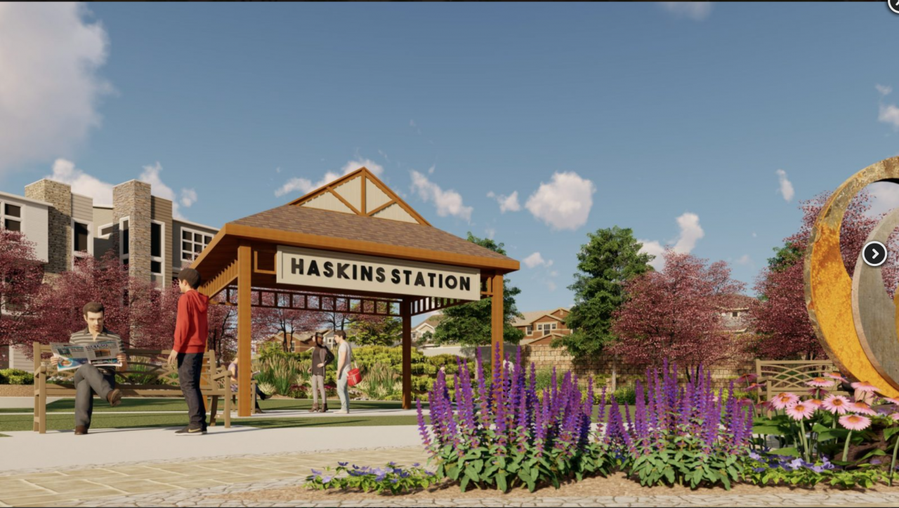 Haskin Station