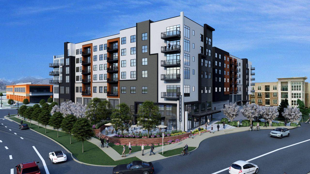 Skyridge Station Apartments